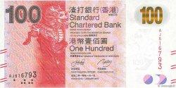 100 Dollars HONG KONG  2010 P.299a pr.NEUF