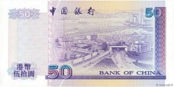 50 Dollars HONG KONG  1997 P.330c SUP