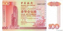 100 Dollars HONG KONG  1997 P.331c SPL