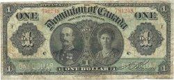 1 Dollar CANADA  1911 P.027a B+