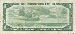 1 Dollar CANADA  1954 P.066a TTB