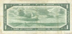 1 Dollar CANADA  1954 P.066b TTB