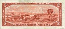 2 Dollars CANADA  1954 P.067a TTB