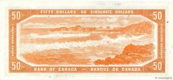 50 Dollars CANADA  1954 P.071b SUP+