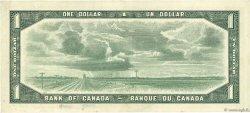 1 Dollar CANADA  1954 P.074b SUP
