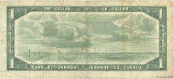 1 Dollar CANADA  1954 P.075d pr.TB