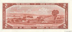 2 Dollars CANADA  1954 P.076a pr.SUP