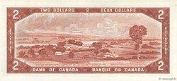 2 Dollars CANADA  1954 P.076b SPL