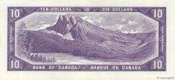 10 Dollars CANADA  1954 P.079a pr.SUP