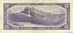 10 Dollars CANADA  1954 P.079b TB à TTB