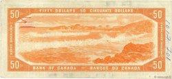 50 Dollars CANADA  1954 P.081b TB+