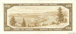 100 Dollars CANADA  1954 P.082a SUP+