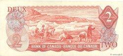 2 Dollars CANADA  1974 P.086a TTB+