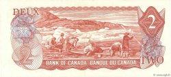 2 Dollars CANADA  1974 P.086b SUP