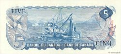 5 Dollars CANADA  1972 P.087a SUP