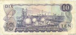 10 Dollars CANADA  1971 P.088b pr.TTB