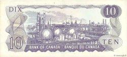 10 Dollars CANADA  1971 P.088e TTB