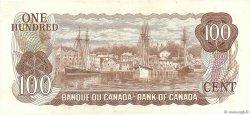 100 Dollars CANADA  1975 P.091a SUP