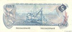 5 Dollars CANADA  1979 P.092a pr.SUP