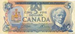 5 Dollars CANADA  1979 P.092b TTB+