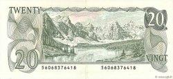 20 Dollars CANADA  1979 P.093b TTB à SUP