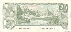 20 Dollars CANADA  1979 P.093c TTB+