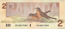 2 Dollars CANADA  1986 P.094a TB