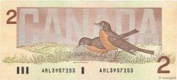 2 Dollars CANADA  1986 P.094a TTB