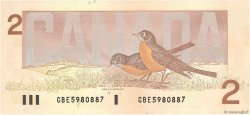 2 Dollars CANADA  1986 P.094a pr.NEUF