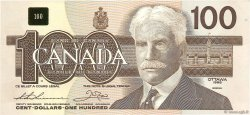 100 Dollars CANADA  1988 P.099a SPL