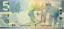 5 Dollars CANADA  2006 P.101Aa NEUF
