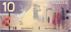 10 Dollars CANADA  2005 P.102Ab NEUF