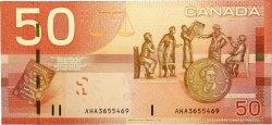 50 Dollars CANADA  2004 P.104a NEUF
