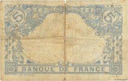 5 Francs BLEU FRANCE  1912 F.02.08 B