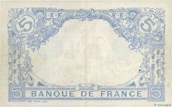 5 Francs BLEU FRANCE  1915 F.02.24 TTB+