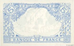 5 Francs BLEU FRANCE  1915 F.02.30 SPL