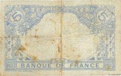 5 Francs BLEU FRANCE  1916 F.02.35 TB