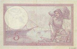 5 Francs VIOLET FRANCE  1933 F.03.17 TTB