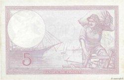 5 Francs VIOLET modifié FRANCE  1939 F.04.08 SPL