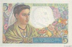 5 Francs BERGER FRANCE  1945 F.05.06 SPL+