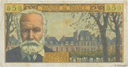 5 Nouveaux Francs VICTOR HUGO FRANCE  1962 F.56.12 TB