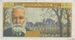 5 Nouveaux Francs VICTOR HUGO FRANCE  1964 F.56.16 TTB