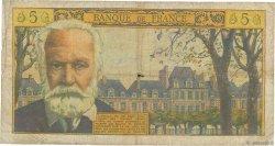 5 Nouveaux Francs VICTOR HUGO FRANCE  1965 F.56.17 B