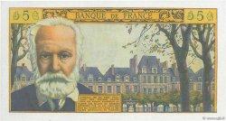 5 Nouveaux Francs VICTOR HUGO FRANCE  1965 F.56.18 pr.NEUF