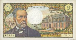 5 Francs PASTEUR  FRANCE  1966 F.61.01 pr.SUP