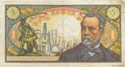 5 Francs PASTEUR FRANCE  1966 F.61.01 TB