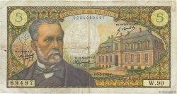 5 Francs PASTEUR FRANCE  1969 F.61.09 B