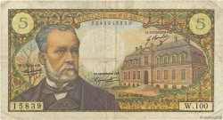 5 Francs PASTEUR FRANCE  1969 F.61.10 B