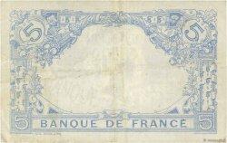 5 Francs BLEU FRANCE  1912 F.02.05 TTB
