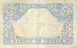 5 Francs BLEU FRANCE  1913 F.02.13 TB+